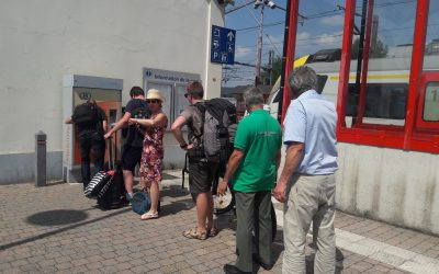 4 juillet | Motion SNCB adoptée