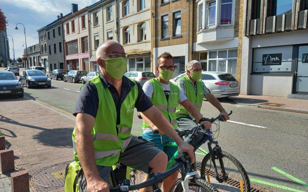 1er octobre 2020 | Vélo au quotidien et cours de néerlandais